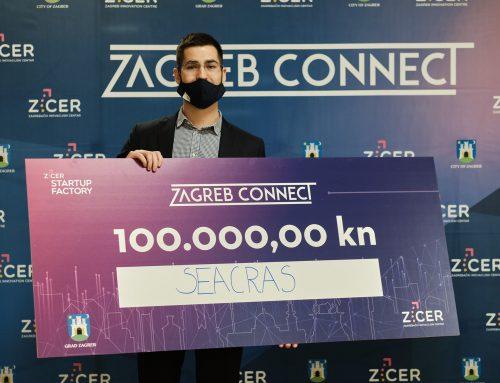 SeaCras jedan od pobjednika na Zagreb Connectu